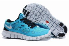 http://www.jordanabc.com/nike-free-run-2-water-blue-black-for-sale.html NIKE FREE RUN 2 WATER BLUE BLACK FOR SALE Only $62.00 , Free Shipping!