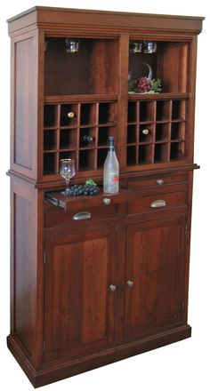 wine hutch yes please