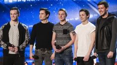 Meet the Newest Boy Band. but Collabro Isn't Singing Like *NSYNC or OneDirection. They're Singing Like Susan Boyle on Britain's Got Talent.