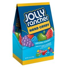 Jolly Ranchers! Vegan Candies... Guilt & Cruelty Free Pleasures You Can Enjoy All Year Long (Yes and hand out for Halloween Too)