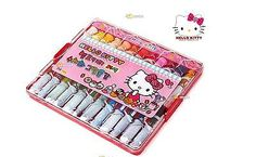 Hello Kitty Water Paint 24 Colors for Kids Made in Korea Coloring For Kids, Hello Kitty, Korea, Colors, Water, How To Make, Painting, Art, Gripe Water