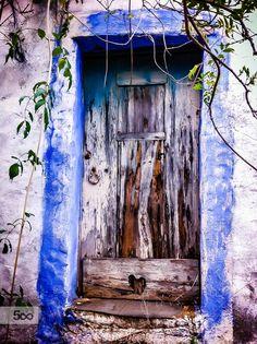 The Door by Luis de Brito on 500px
