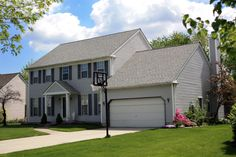 A suburban two story house ,Suburban house. A suburban two story house , Home Depot Garage Doors, Craftsman Garage Door, Overhead Garage Door, Garage Entry, Garage Door Insulation, Garage Door Repair, Precision Garage Doors, Chamberlain Garage Door, Garage Door Opener Remote