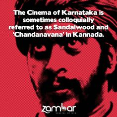 #FunFridays : The Cinema of Karnataka is sometimes colloquially referred to as Sandalwood and  'Chandanavana' in Kannada.  Can you name a Sandalwood  movie?