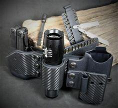 Leatherman Essential Multi-tool Flashlight and by EthosSurvival