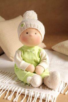 Corso - Realizzazione Bambole di Stoffa
