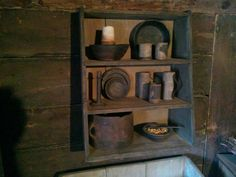 Preview of prims that will be at Brimfield from Log Cabin Country Primitives