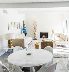 Modernism Week 2015 – House #2 @modernismweek #meiselmanhometours #meiselmanhometours2015 #midcenturymodern #architecture #design #interiordesign