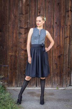 Dirndl Lilie LodenHirsch Countryside Fashion, Mori Girl, Chic, Vintage, Style, Bodice, Lilies, Dirndl, Germany