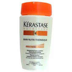 Kerastase Nutritive Bain NutriThermique Shampoo 250 ml85 fl oz ** For more information, visit image affiliate link Amazon.com