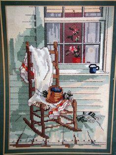 Good 'N Country By Gloria & Pat Vintage Cross by NeedANeedle