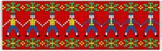 Ravelry: Patrick-Zein's Mittens in Korsnäs style Tapestry Crochet, Mittens, Ravelry, Cherubs, Knitting, Angels, Socks, Inspiration, Style