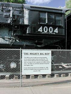 Union Pacific Big Boy 4004