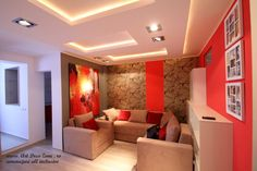 Poze design Living - Art Deco Zone & Knox Design - Amenajari interioare…