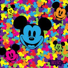 Get Ready to 'Glow With the Show' With Our Latest Disney Parks Blog Wallpaper