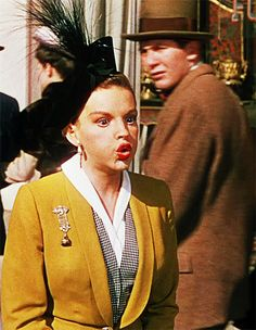 Judy Garland in Easter Parade- quite possibly my favorite part