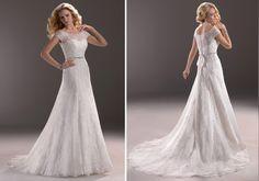 Vestido de Noiva IN-A137N