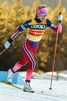 Therese Johaug (Norway)   Toblach, Italy -... - Olympic Beauty
