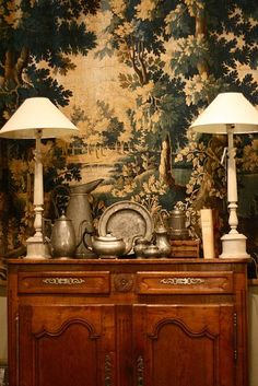 Fabulousity at Charlotte Woodson Antiques in Mtn Brook!