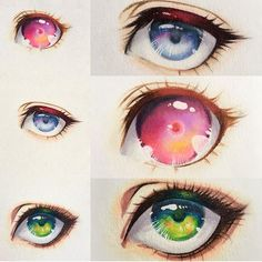 You can use these designs as reference, but don't trace or copy the whole idea. Only use it for improvement and never upload without credits to the reference. DM FOR PAID FEATURE! Anime Drawings Sketches, Manga Drawing, Art Drawings Sketches, Manga Art, Anime Art, Manga Eyes, Anime Eyes, Realistic Eye Drawing, Eyes Artwork