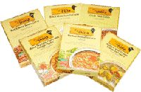 Marvelous Kitchens Of India Paste For Butter Chicken Curry 3.5 Ounce Boxes (Pack Of 6