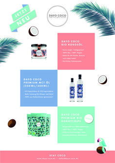 DAYO COCO Produkte   #dayococo #finecoconutgoods #vegan #organic #welovecoco #coconut #organicproducts #coconutoil #healthy #surfin #naturalproducts #blog #kokosöl #quote #bali #hawaii #australia #coconutoilbenefits #fitfood #skincare Benefits Of Coconut Oil, Bali, Hawaii, Skincare, Australia, Organic, Vegan, Healthy, Quotes