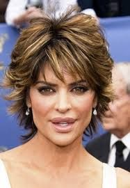 lisa rinna hairstyles - Google Search