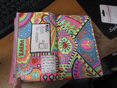 wreck this journal pretend you are doodling on the back of an envelope