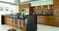 Open plan kitchen idea