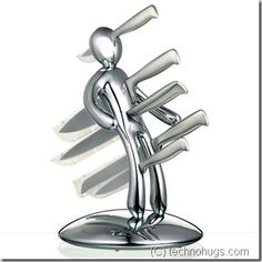 I don't know why but...I like this knife holder ; )