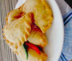 Pastel ayam#Chicken pastei