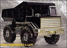 """1997 """"Gold"""" Mighty Dump"""