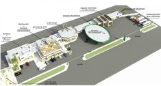 Future Gas Station ZIZ In Tangier - Picture gallery