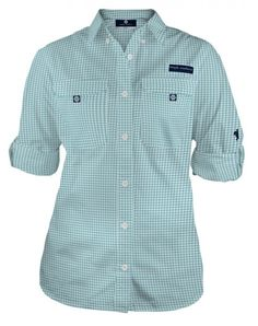 Simply Southern Aqua Dock Shirt #SimplySouthern #SimplyRecollection #Beach