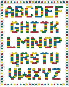 Community Helpers Preschool Discover A is for Astronaut Space Alphabet Cross Stitch Pattern Cross Stitch Alphabet Patterns, Cross Stitch Letters, Cross Stitch Samplers, Cross Stitch Charts, Cross Stitching, Cross Stitch Embroidery, Stitch Patterns, Alphabet Quilt, Lego Font