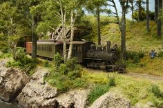 Cardigan Bay Coastal Railroad