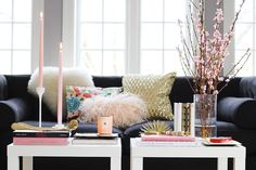 black and pink room - Google Search