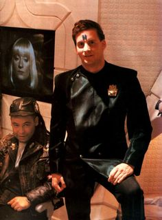 Red Dwarf Smegazine (May Welsh, Craig Charles, Authentic Costumes, Red Dwarf, Best Sci Fi, Babylon 5, British Comedy, How To Make Light, New Series