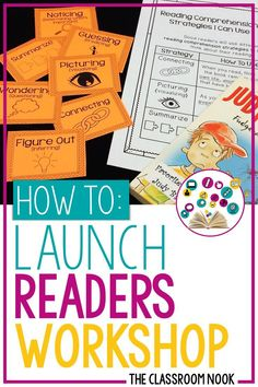 A successful Readers Workshop can be challenging to set up. There are a lot of components that need to work together for a smooth workshop. In this post, I'll share how you can successfully get reader's workshop up and running at the beginning of the school year (or anytime!). You'll learn what a readers workshop is, the main components of it, how to structure your time, and more! #readersworkshop #reading ##3rdgrade #thirdgrade #4thgrade #fourthgrade #5thgrade #fifthgrade #backtoschool