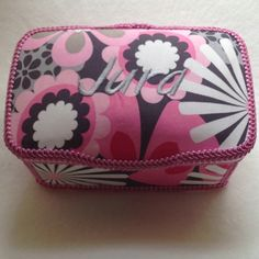 Diaper wipes case