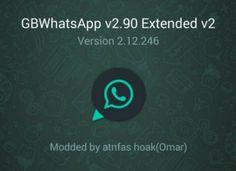 GBWhatsApp v2.90 Extended v2 – Best WhatsApp Mod APK