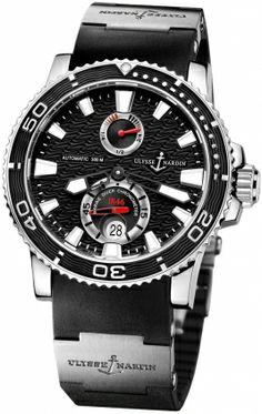Ulysse Nardin Maxi Marine Diver Chronometer 263-33-3/82 RRP USD $7,800