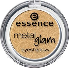 metal glam eyeshadow 16 golden honey-bee - essence cosmetics