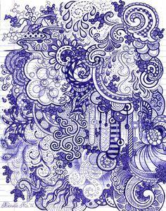 stunning doodles doodled