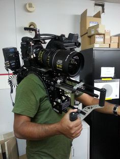 Canon C500 on Cinemecanix C1-Pro-Rig... @eosC300 @Canon USA
