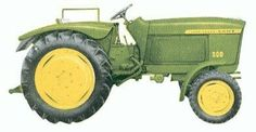Old John Deere Tractors, Tractor Accessories, Monster Trucks, Vehicles, Tractors, Rolling Stock, Cars, Vehicle