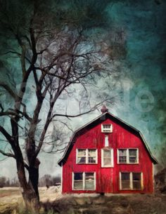 Photograph taken in Black Earth, Wisconsin. $50 #handmade
