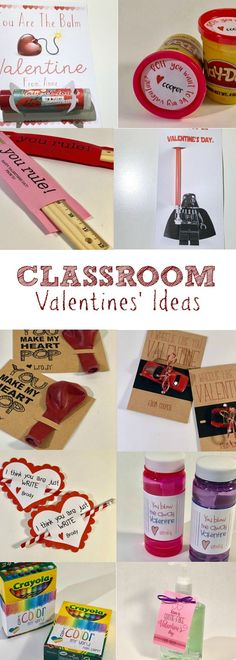 """Classroom Valentines - 11 different styles to choose from. Personalize with your child's name. I love the """"cootie free"""" valentine. :)  #valentinesday #classroom #partyfavors #kidsparty #etsy #affiliate"""