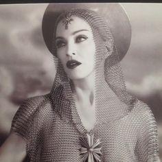 Madonna ...