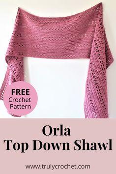 Crochet Cowl Free Pattern, Crochet Poncho, Crochet Scarves, Crochet Clothes, Free Crochet, Crochet Patterns, Crochet Prayer Shawls, Crochet Shawls And Wraps, Prayer Shawl Patterns
